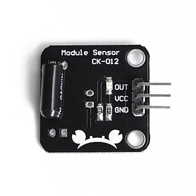 levne Elektrické vybavení-krab království ck012 vibrační modul senzor Modul čidla alarm stavební kameny komponenty