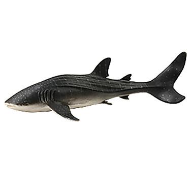 Shark จอแสดงผลรุ่น คลาสสิกและถาวร โพลีคาร์บอเนต ยาง เด็กผู้หญิง Toy ของขวัญ 1 pcs