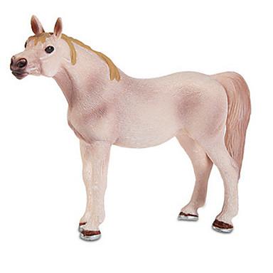 Horse จอแสดงผลรุ่น คลาสสิกและถาวร เก๋ไก๋และทันสมัย โพลีคาร์บอเนต พลาสติก เด็กผู้หญิง Toy ของขวัญ 1 pcs