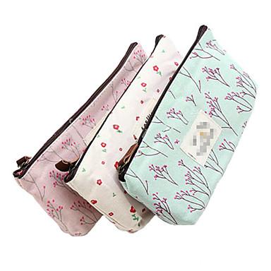 preiswerte Pinsel Taschen & Accessoires-Make-up Utensilien Schminktäschchen Bilden Satin Others Alltag Kosmetikum Pflegezubehör