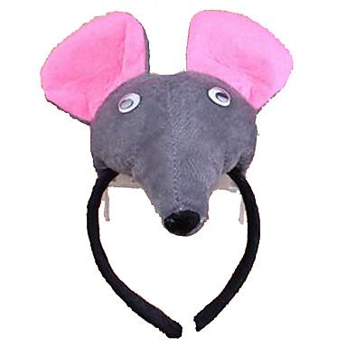 CHENTAO หมวก เมาส์ Plush ทุกเพศ Toy ของขวัญ 1 pcs