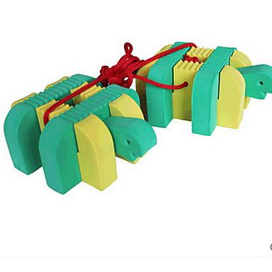 EDUKEY Stilts Toy บรรเทาความเครียด แปลกใหม่ โฟม 1 pcs สำหรับเด็ก เด็กผู้ชาย Toy ของขวัญ