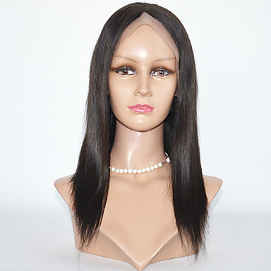 Cappelli veri Lace integrale Parrucca Kinky Curly Parrucca ...