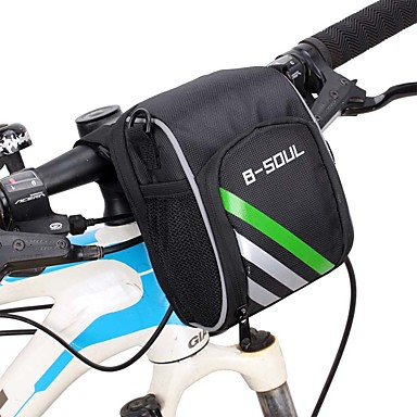 4cceb034a3 Cyklistická taška Brašna na řídítka Nositelný Taška na kolo Oxford Taška na  kolo Cyklistika   Kolo 5596521 2019 –  16.47