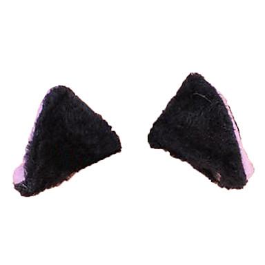 voordelige Maskers voor de feestdagen-CHENTAO Hoofddeksel Haarband Kat Cosplay Feest Unisex Speeltjes Geschenk 2 pcs