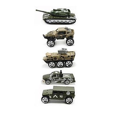 รถของเล่น Playsets ยานพาหนะ รถรุ่น รถทหาร Chariot การจำลอง คลาสสิกและถาวร เก๋ไก๋และทันสมัย เด็กผู้ชาย เด็กผู้หญิง Toy ของขวัญ / Metal