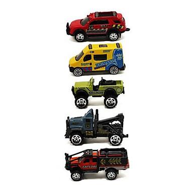 1:64 พลาสติก รถแข่ง รถบรรทุกของเล่นและรถก่อสร้าง รถของเล่น Playsets ยานพาหนะ สำหรับเด็ก ของเล่นรถ