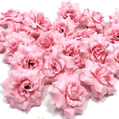 tanie Przyjęcie weselne-Sztuczny kwiat Jedwab Dekoracje ślubne Ślub / Impreza Motyw plażowy / Motyw ogrodowy / Motyw kwiatowy Na każdy sezon