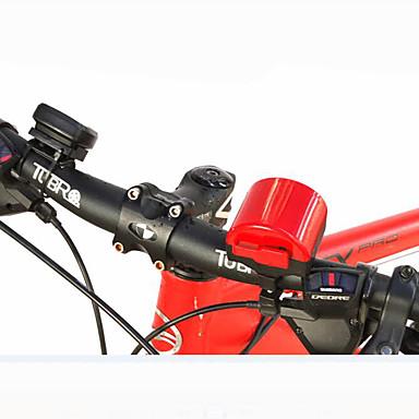 billige Sykkeltilbehør-Elektrisk sykkelhorn Bærbar alarm Holdbar Til Vei Sykkel Fjellsykkel BMX TT Foldesykkel Sykling Plast