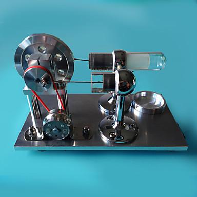 Toys สำหรับเด็กผู้ชาย ของเล่นค้นพบ จอแสดงผลรุ่น ของเล่นการศึกษา เครื่องสเตอร์ลิง เครื่องจักร