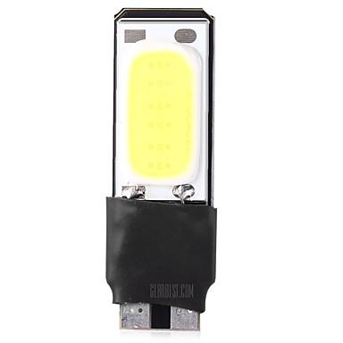 preiswerte Taglichter-1 Stück T10 Auto Leuchtbirnen 6W COB 420lm LED Außenleuchten