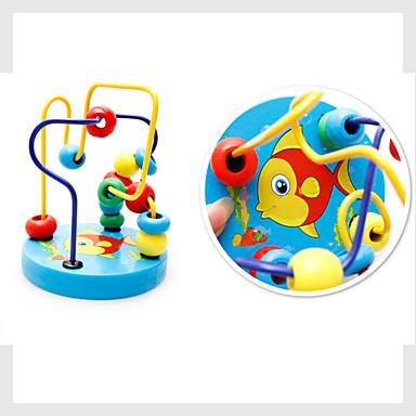 voordelige Rekenspeelgoed-Muwanzi Rekenspeelgoed Hout Jongens Meisjes Speeltjes Geschenk 1 pcs