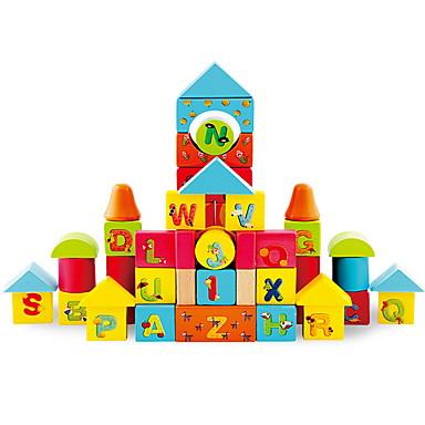 50 pcs Magnetiske leker Building Blocks Puzzle Cube คลาสสิก สนุก ปราสาท สำหรับเด็ก Toy ของขวัญ