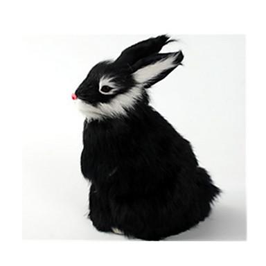 Rabbit น่ารัก แปลกใหม่ Plush เด็กผู้ชาย เด็กผู้หญิง Toy ของขวัญ