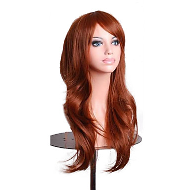 Hair Extensions & Wigs Synthetic None-lacewigs Hairjoy Women Orange Wig One Piece Nami Cosplay Wigs Short Straight Synthetic Hair High Temperature Fiber 4 Colors