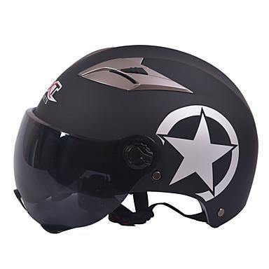 povoljno Motori i quadovi-GXT M11 Otvorena kaciga Odrasli Uniseks Motocikl Kaciga Protiv zamagljivanja / Prozračnost
