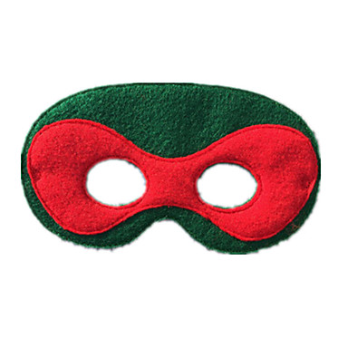 levne Masky-Halloweenské masky Masky maškarní Kožené Plastický kreativita Cool Jídlo a nápoje Dospělé Chlapecké Dívčí