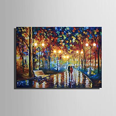 Stampe e quadri con LED Paesaggi Fantasia Modern,Un Pannello ...