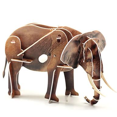 levne 3D puzzle-3D puzzle / Puzzle Slon / Dinosaurus Zvířata 1 pcs Dětské Dárek
