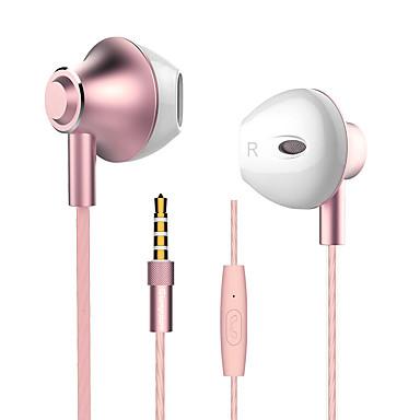 langsdom Langsdom M420 EARBUD Kabel Hörlurar Dynamisk Aluminum Alloy  Mobiltelefon Hörlur mikrofon headset 5595308 2018 –  8.99 7f416d4c50fff