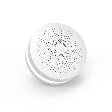 preiswerte Xiaomi-Original xiaomi mijia upgrade version smart home wifi fernbedienung multifunktionale alarm sicherheit funkschalter pir motion sensor zwei smart control center arbeiten mit smart sensor kit