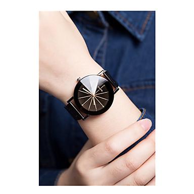 levne Pánské-Pánské Sportovní hodinky Křemenný / Hodinky na běžné nošení Plastic Kapela Vintage Černá