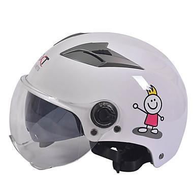 billige Motorsykkel & ATV tilbehør-GXT M11 Åpen hjelm Voksen Unisex Motorsykkel hjelm Anti-dugg / Pustende