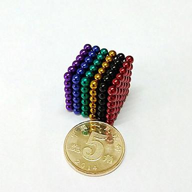 216 pcs Magnetiske leker ลูกบอลแม่เหล็ก Building Blocks ซูเปอร์แข็งแกร่งหายากของโลกแม่เหล็ก Neodymium Magnet แม่เหล็ก คุณภาพสูง สำหรับเด็ก / ผู้ใหญ่ เด็กผู้ชาย เด็กผู้หญิง Toy ของขวัญ