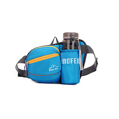 แบ็คแพ็ค เข็มขัดกระเป๋า Chest Bag สำหรับ มาราธอน กระเป๋าสปอร์ต กันน้ำ กันน้ำฝน สวมใส่ได้ เล่นกระเป๋า ไนลอน