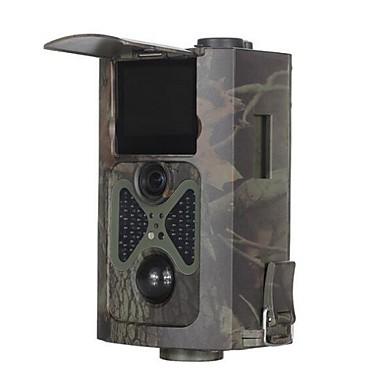 HC-500A กล้องล่าสัตว์ / กล้องลูกเสือ 5MP สี CMOS 640x480 2.5 นิ้วจอแอลซีดี 1280x960