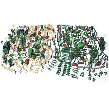 preiswerte Action & Spielfiguren-Vorführmodell Modellbausätze Spielzeuge Spielzeuge Kunststoff Mädchen 520 Stücke