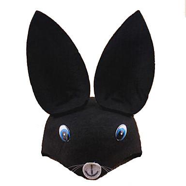 voordelige Maskers voor de feestdagen-CHENTAO Hoofddeksel Rabbit Katoen Kinderen Speeltjes Geschenk 1 pcs