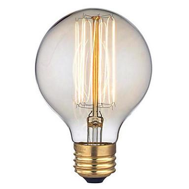 g125 e27 40 วัตต์ย้อนยุคเอดิสันสร้างสรรค์ศิลปะบุคลิกภาพตกแต่งหลอดไฟ
