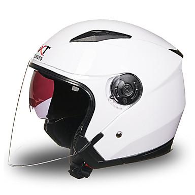 povoljno Motori i quadovi-gxt pola lica motocikl kaciga jahač motocikl motocross jahanje kacige