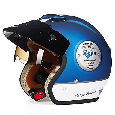 povoljno Kacige i potkape-Polu-kaciga Odrasli Uniseks Motocikl Kaciga Protiv zamagljivanja / Prozračnost
