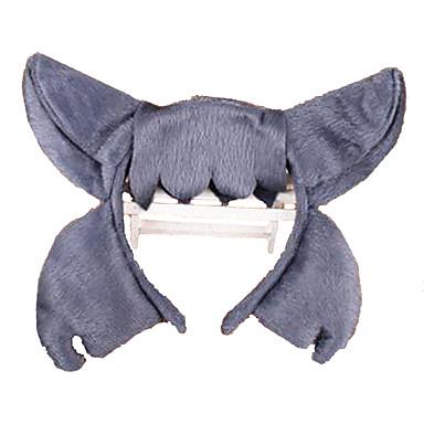 voordelige Maskers voor de feestdagen-CHENTAO Hoofddeksel Haarband Pluche Kinderen Unisex Speeltjes Geschenk 1 pcs