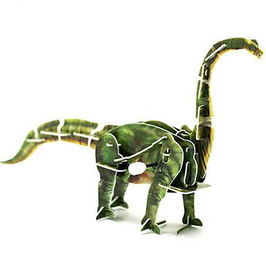 3D-puslespill / Puslespill Dinosaur สัตว์ต่างๆ 1 pcs สำหรับเด็ก ของขวัญ