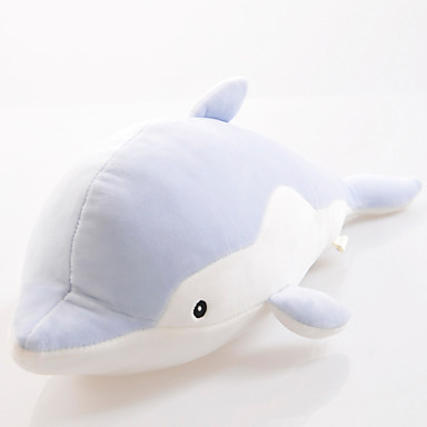 Dolphin Stuffed Animal Plush Toy Cute Large Size Boys Girls