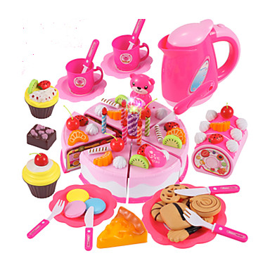 Toy Kitchen Set Toy Food Play Food Pretend Play Cake Cake Cookie