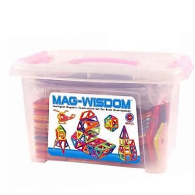 Building Blocks ของเล่นชุดก่อสร้าง ของเล่นการศึกษา Magnetic DIY คลาสสิก ทุกเพศ เด็กผู้ชาย เด็กผู้หญิง Toy ของขวัญ