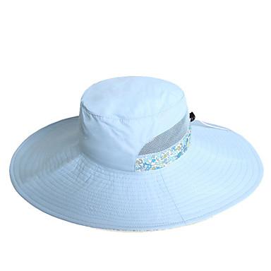 Mujer Sombrero Impermeable Transpirable Filtro Solar Cómodo Nylón Camping y  senderismo Pesca Escalada Deportes recreativos 5680311 2018 –  9.99 1a02cf47f07