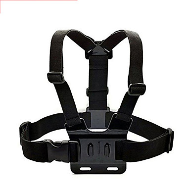 Chest Harness Shoulder Strap Adjustable Convenient Action Camera Gopro 4 Gopro 3 Gopro 3+ Gopro 2 Universal Nylon