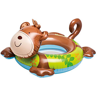 cheap Inflatable Ride-ons & Pool Floats-Inflatable Pool Float Inflatable Pool PVC(PolyVinyl Chloride) Summer Monkey Pool Kid's Adults'