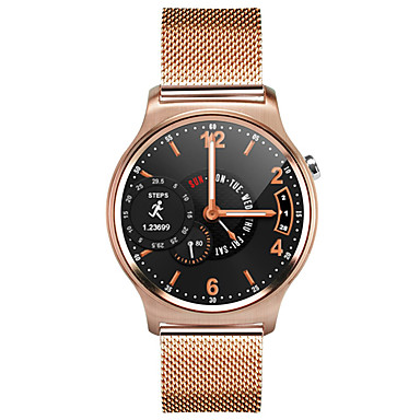 cheap Smartwatches-MK12 Smart Watch Bluetooth Fitness Tracker Support Notify/ Heart Rate Monitor/ NFC Sports Smartwatch Compatible Iphone/ Samsung/ Android Phones