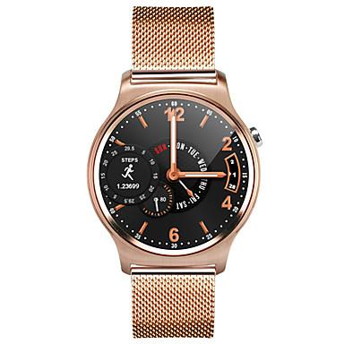 mk12 smart watch บลูทู ธ ติดตามการออกกำลังกายสนับสนุนแจ้งเตือน / h eart rate monitor / nfc กีฬา s mart w atch เข้ากันได้ iphone / samsung / android โทรศัพท์