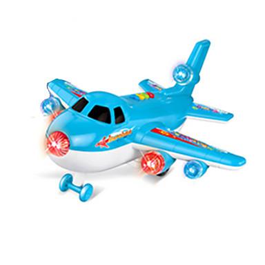 รถของเล่น ของเล่นการศึกษา ดึงกลับรถ / รถความเฉื่อย ดึงกลับยานพาหนะ ยานพาหนะก่อสร้าง Aircraft ทุกเพศ Toy ของขวัญ