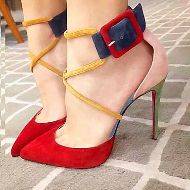 Mujer Del Sandalias Verano Club Vellón Zapatos Primavera DIYE2eHW9