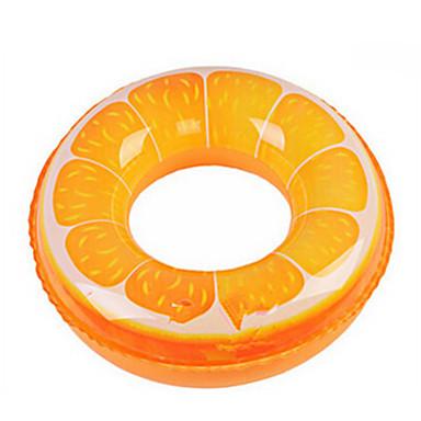 Fruit แหวนว่ายน้ำ น่ารัก หนา พีวีซี สำหรับเด็ก สำหรับผู้ชาย สำหรับผู้หญิง Toy ของขวัญ