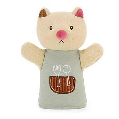 Finger Puppet Puppets Hand Puppet แมว น่ารัก เด็ก ทุกเพศ Toy ของขวัญ