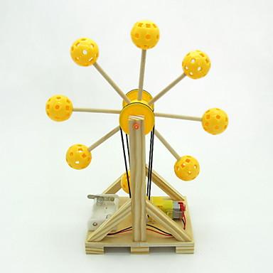 levne 3D puzzle-Modele Vzdělávací hračka Bicí Ruské kolo Udělej si sám Dětské Dospělé Chlapecké Dívčí Hračky Dárek